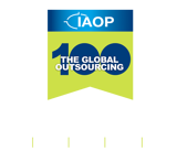 Auxis has been named Top 100 Global Outsourcing Provider in 2016, 2017, 2018, 2019, & 2020.