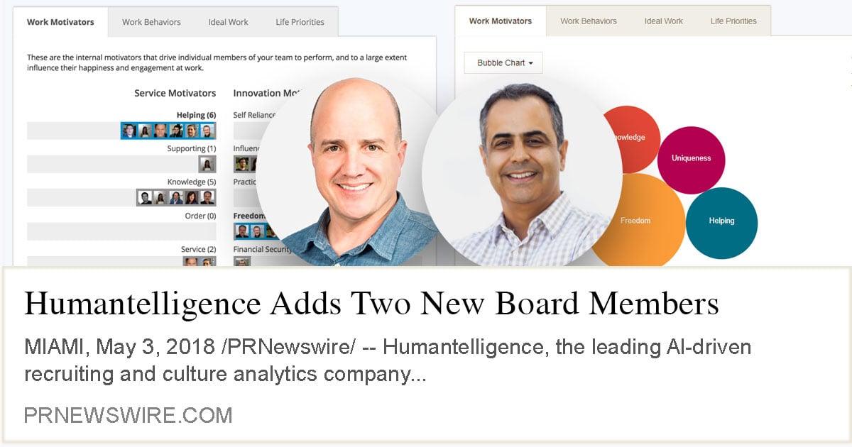 PIC IMAGE For 2 Board Members - prnewswire-two-new-board-members2