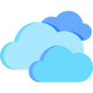 Clouds icon: Managing cloud infrastructure using a DevOps mindset.