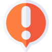 Alert icon:Managing alerts with the PagerDuty incident notification solution.