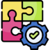 Jigsaw puzzle icon: Faster incident resolutions