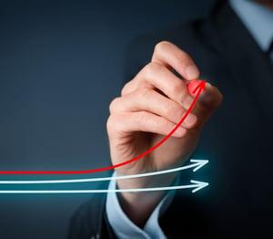 automation financial curve