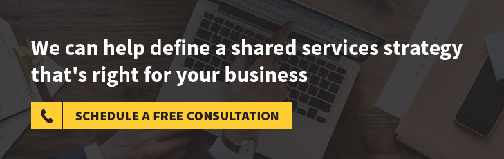 Shared Services Solutions Schedule a Free Consultation (B)