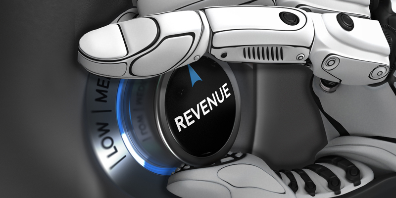 RPA Delivers an Unexpected Benefit… Revenue Enablement