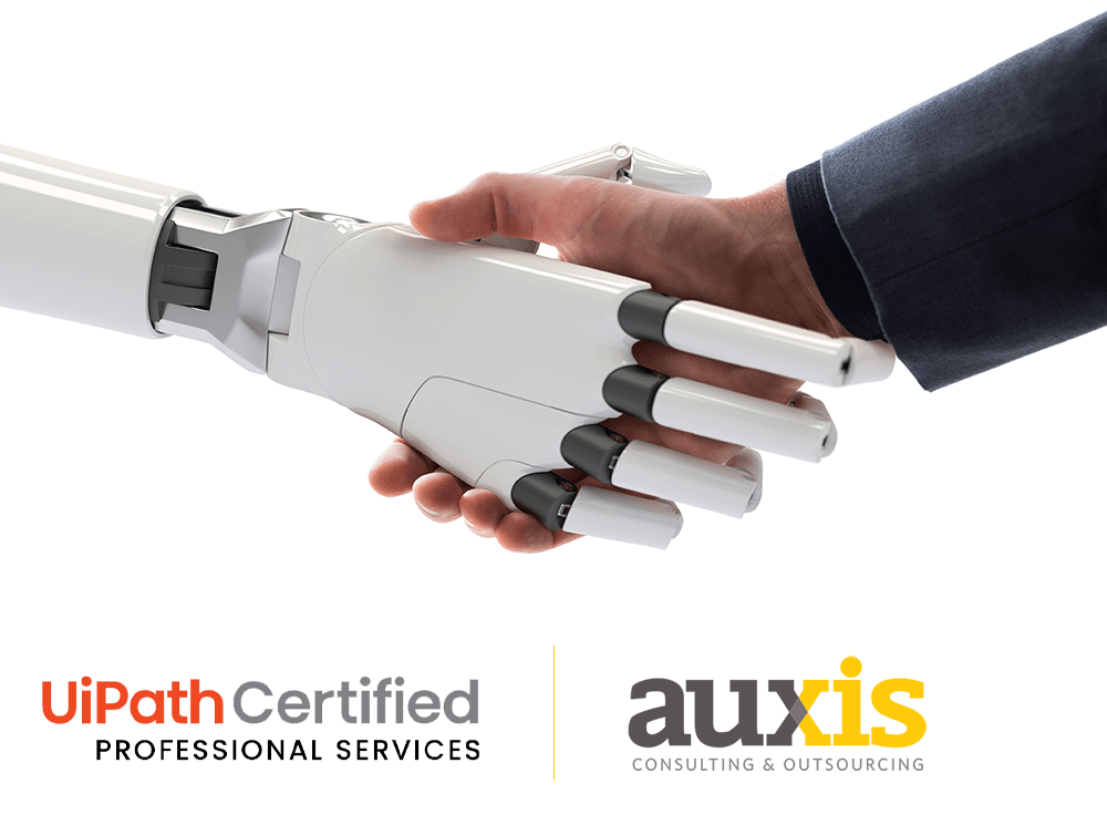 Auxis Achieves Exclusive UiPath Services Network Partner Certification