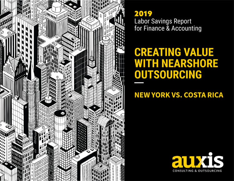 The Numbers are In: It's Time for NY CFO's to Consider Nearshoring