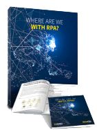 Auxis RPA report titled: Where Are We With RPA?