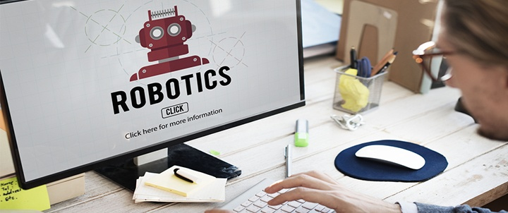 Robots aren't coming…they're here!