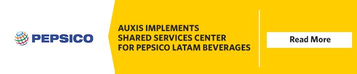 Auxis Shared Services Center PepsiCo CTA Schedule your strategic consultation